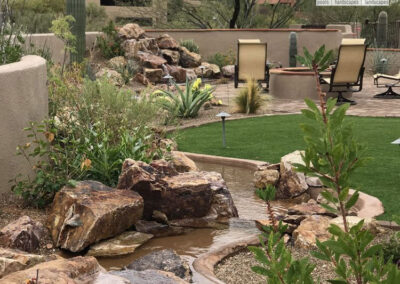 Oro Valley Landscape 2017 © ADG - Arzate Design Group